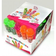Mini Nerddsss Crazy Peppers Halal Fruit Hard Candy 30 Pcs